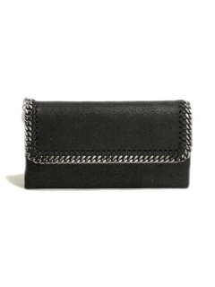 Stella McCartney falabella wallet black 430999 W9132 1000