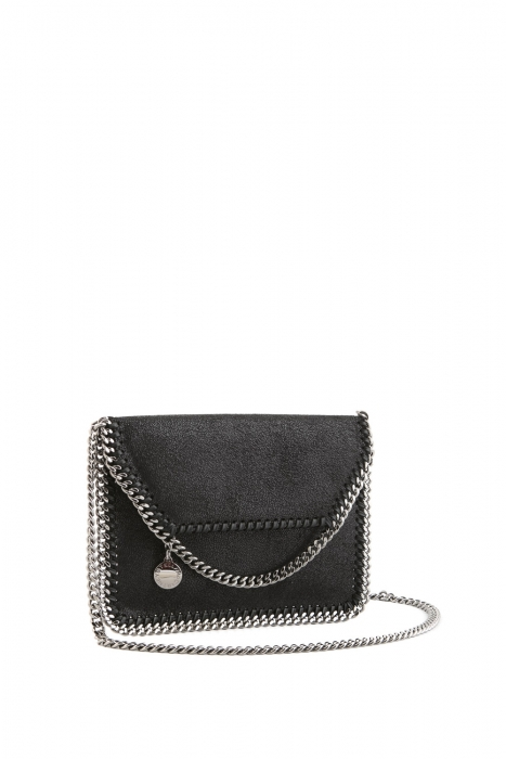 Falabella black mini cross-body bag Stella McCarteny