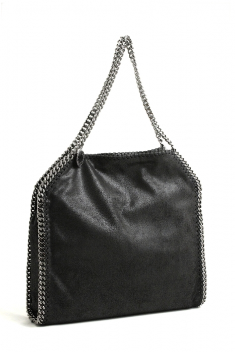falabella two chain black bag Stella McCartney
